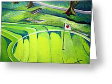 Winchester Country Club II Greeting Card