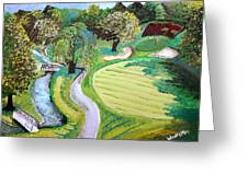 Winchester Country Club IIi Greeting Card
