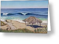 Windansea Beach Greeting Card