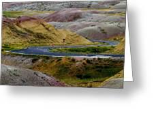 Winding Road Greeting Card