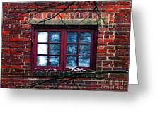 Window Obscura Greeting Card