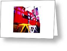 Window_10.09.12 Greeting Card