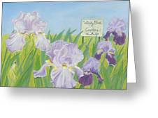 Windy Brae Gardens Greeting Card