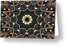 Wine Shop Greeting Card by Dawn LaGrave