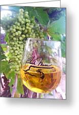 Wine Time Greeting Card