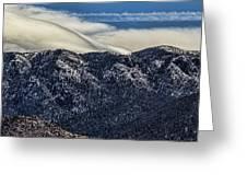 Wing Cloud Updraft 386 Greeting Card
