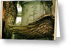 Wing It Greeting Card