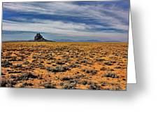 Winged Rock Greeting Card