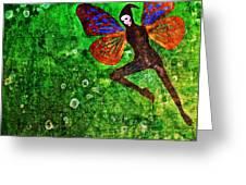 Wings 10 Greeting Card