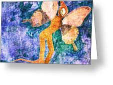 Wings 8 Greeting Card