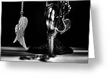 Wings Of Desire II Greeting Card