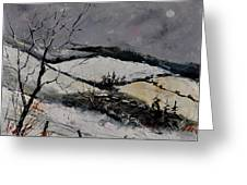 Winter 4531 Greeting Card