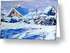 Winter Greeting Card