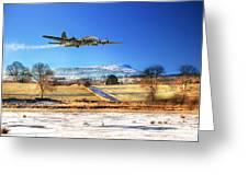 Winter Belle Greeting Card