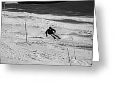 Winter Challenge Greeting Card