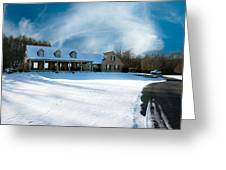 Winter Day Three Greeting Card