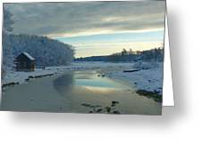 Winterlude Greeting Card