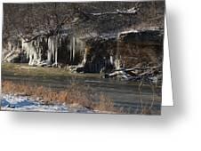 Winter's Artwork Greeting Card