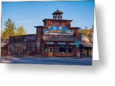 Winthrop Emporium Greeting Card