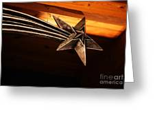 Wish Upon A Shooting Star Greeting Card