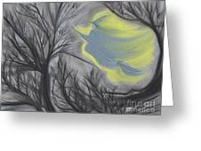 Witch Wood By Jrr Greeting Card