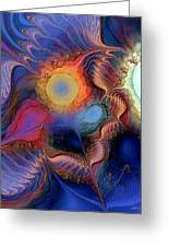 Within You And Without You Greeting Card