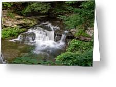 Wolf Creek  7k01600 Greeting Card