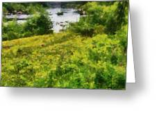Wolf River Greeting Card