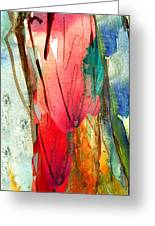 Woman Power Diptych 01 Greeting Card