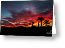 Wonderful  Sunrise Greeting Card