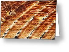 #woodgrain Greeting Card
