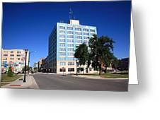 Springfield Missouri - Woodruff Building Greeting Card