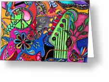 Woodstock Greeting Card