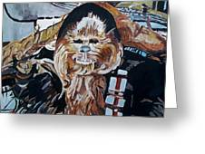 Wookiees Are Known To Do That Greeting Card