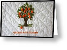 World Citrus Center Greeting Card