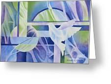 World Peace 3 Greeting Card