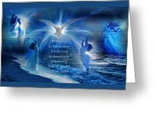 Worship Greeting Card