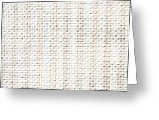 Woven Fabric Greeting Card by Tom Gowanlock
