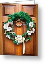 Wreath 27 Greeting Card