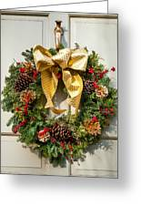 Wreath 32 Greeting Card