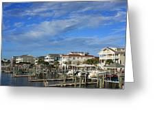 Wrightsville Beach - North Carolina Greeting Card