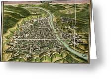 Wurzburg Greeting Card