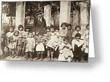 Wwi Sicily, C1918 Greeting Card