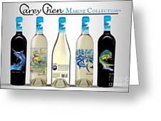 www.CareyChenWine.com Greeting Card