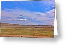 Wyoming Spring Greeting Card