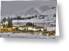 Wyoming's Medicine Bow National Forest Greeting Card