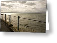 Across The Bay Greeting Card by Pro Shutterblade