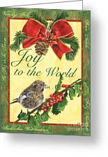 Xmas Around The World 2 Greeting Card