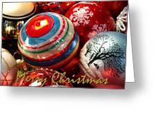 Xmas Card 1 Greeting Card