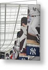 Yankee Flags Two Greeting Card